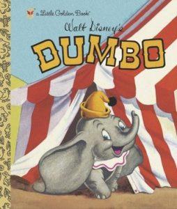 Dumbo: A Little Golden Book - wild elephant video - baby elephant
