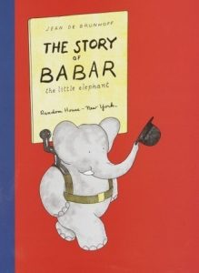 The Story of Babar: The Little Elephant- wild elephant video