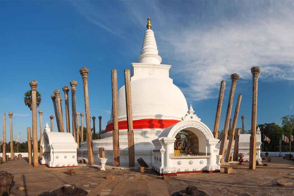 The Sacred City of Anuradhapura
