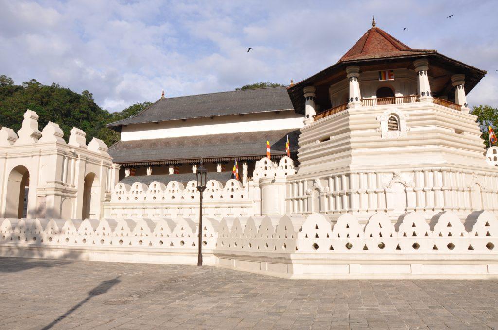 The Sacred City of Kandy